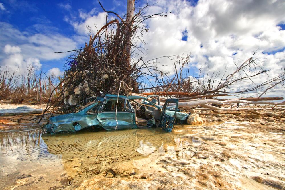 Hurrican Dorian Bahamas